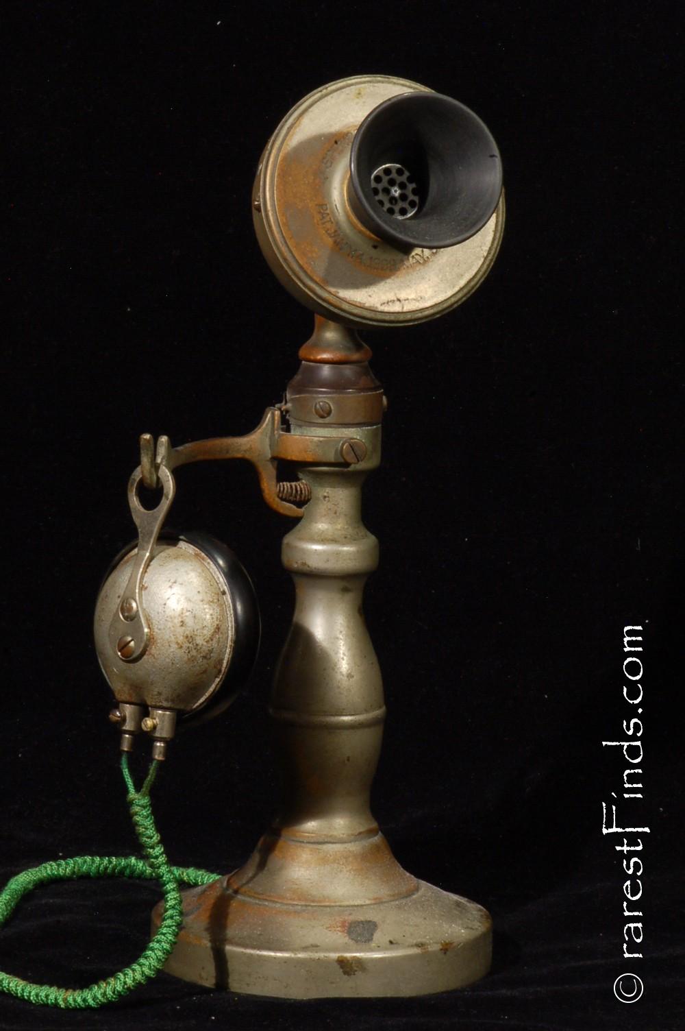 Spencer-Potbelly-Candlestick-Telephone