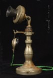 Potbelly Candlestick Telephone US Patent no. 596'834, 624'696, and 624'697