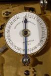 Sargent & Greenleaf Safe-Time-Lock patented July 20, 1875