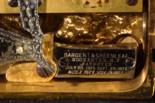 Sargent & Greenleaf Safe-Time-Lock Patent September 25, 1877