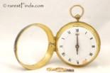 Pierre Fardoil Single Hand Pocket Watch