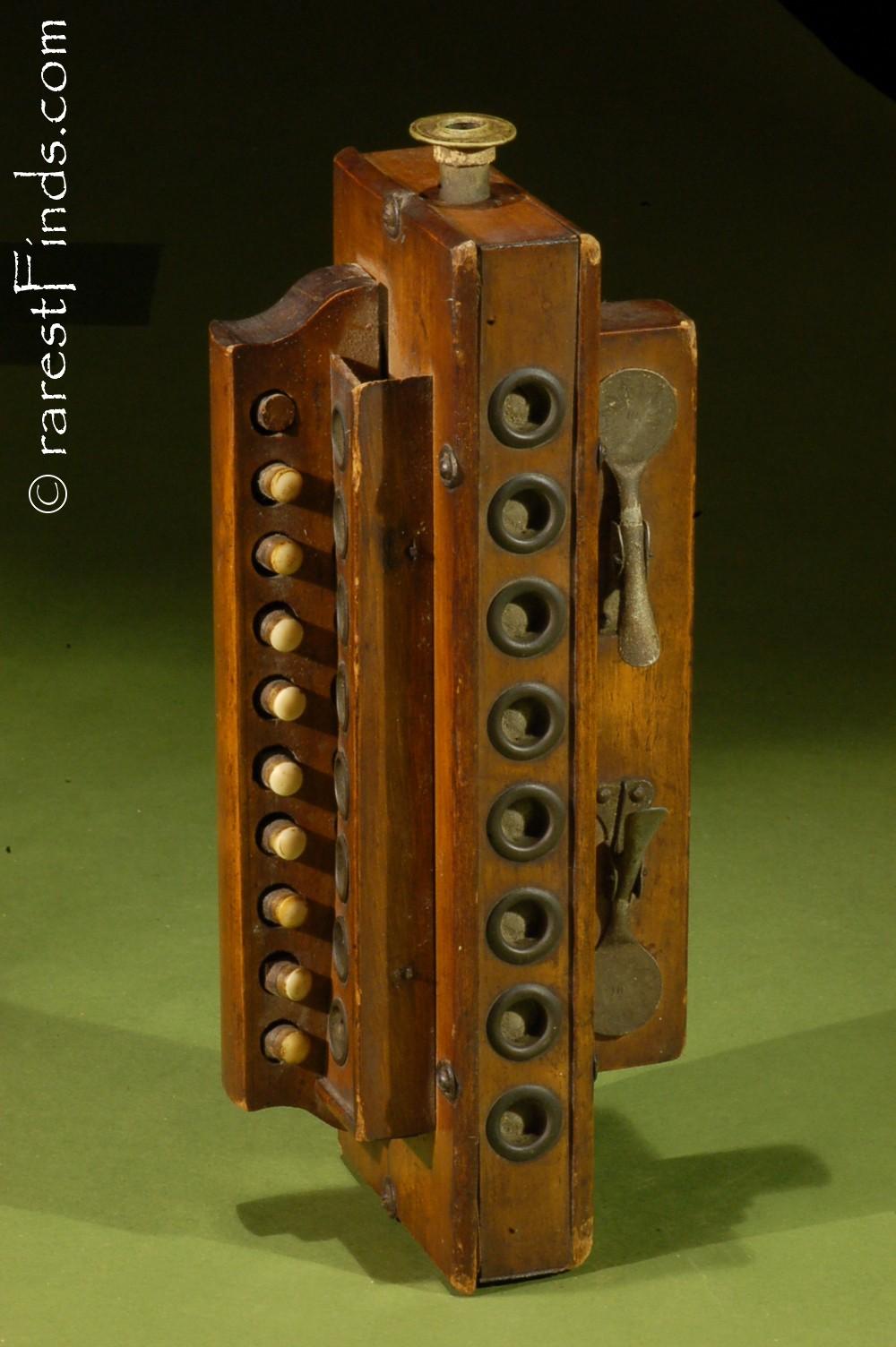 Earliest-Blow-Accordion-with-10-keys