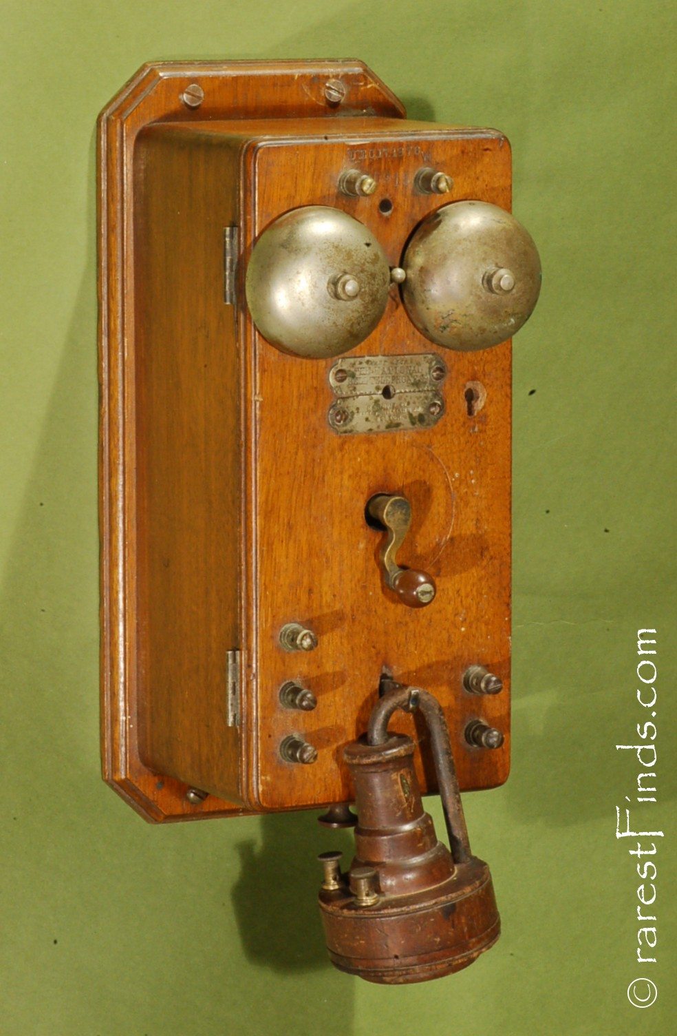 Williams-Coffin-Set-Bell´s-First