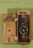 Alexander Graham Bell & Thomas A Watson Telephone Patent April 16, 1878