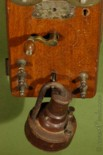 Early Telephone Receiver Bell Telephone