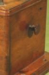 Charles Williams Jr. Boston Coffin Set Telephone