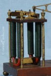 Charles_Page_Electromagnetic_motor